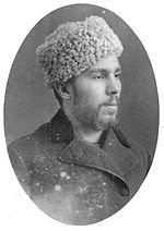 1878 г. Стамболов по време на Руско-турската война.