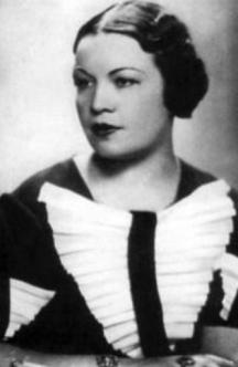 ...и приятелката й в живота и литературата Елисавета Багряна