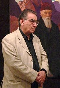 Светлин Русев оглавяваше Съюза на българските художници