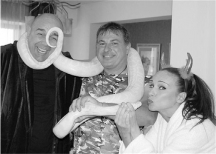Ако отидете на гости на Стоян Лазаров изненадите никога не свършват