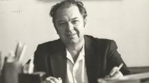Караманчев като първи зам. главен редактор на вестник