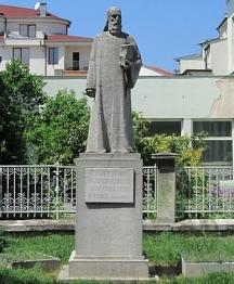 Паметникът на Паисий, дело на Владимир Владимиров