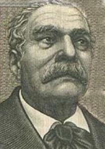 Един от стилизираните образи на известния българин