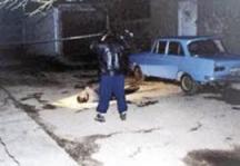 Трупът на Митев бил открит в гаража до автомобила му.