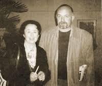 Лили димкова със своя син д-р Петър Димков