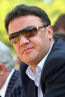 Футболният шеф Михайлов