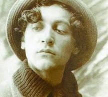 Живописецът Хаджимладенов като млад