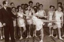 Анастас Петров е обучил в белата стотици младежи и девойки