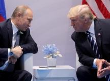 """Да пофантазираме: на 16 юли в Хелзинки ще се състои среща Путин – Тръмп. Обсъждат подялбата на сферите на влияние с оглед престоящия разпад на Европейския съюз след Брекзита, както и негативните последици за широките народни маси от вдигането на митата на мотоциклетите """"Харли-Дейвидсън"""" и дънките """"Ливайс"""""""