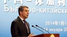Плевнелиев представя българския бизнес в Китай