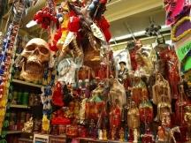 Магическият пазар в Сонара, Мексико