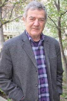 Поетът Стефан Цанев