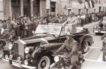 Двама оперетни диктатори - Хайле Селасие и Йосип Броз Тито