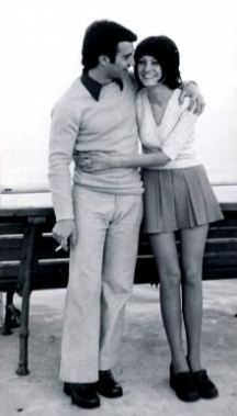Край Живков-младши винаги имаше красиви жени