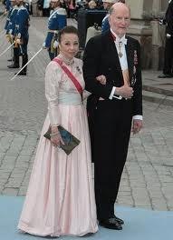 Симеон и Маргарита с целия им светски блясък