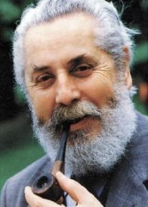 """Създателят на в. """"Дума"""" и първи главен редактор на левия всекидневник Стефан Продев"""