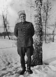 Генерал Демир Борачев, 1948 г.