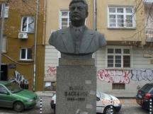 Паметникът на Даскалов в София