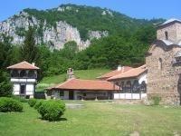 Осоговският манастир край Крива паланка