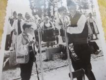 На окръжния фестивал на художествената  самодейност Михайловград 1971г.