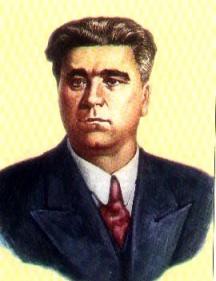 Живописен портрет на Вълко Червенков