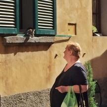 77-годишната Мария не харесва зеленчуците, които се продават в супермаркета