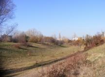 """Доскоро в сторличния квартал """"Младост"""" още се виждаше изкопът от трасето на канала"""