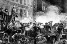 Демонстрацията в Чикаго през 1886 г., от която се ражда празникът