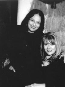 Майка и дъщеря - Стефка Берова и Косара Марчинкова