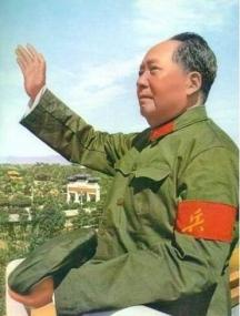 Китайският лидер Мао Дзе Дун