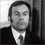 Големият български актьор Георги Георгиев-Гец (1926-1996).