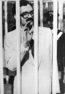 Сергей Антонов зад решетките на италианския арест