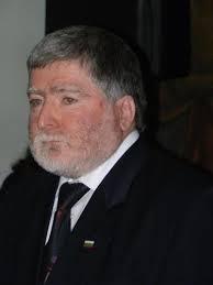 Инж. Петър Велчев - председател на Съюза на военноинвалидите и военнопострадалите.