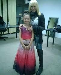 Крисия с Лили Иванова...