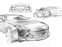 Част от скиците на новите ЗИЛ-ове