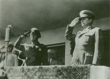 Българският пълководец в Белград заедно с Йосип Тито