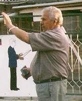 Радиестезистът Иван Милев от село Димчево, Бургаско