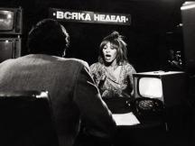Янчо разговаря със суперзвездата Тина Търнър