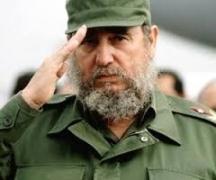 Лидерът на кубинската революция Фидел Кастро