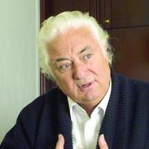 Петър Междуречки като пенсионер