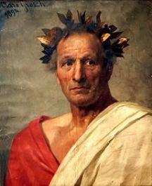 Императорът Юлий Цезар