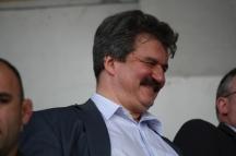 Топадвокатът винаги е в добро настроение. Снимка: www.papеrstandartnews.com