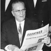 Йосип Броз Тито през 1948-1949 г. развалил отношенията си със Сталин