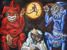 Голямата клоунада, 1991 НМБИИ