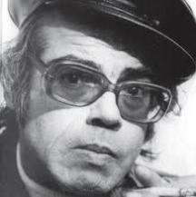 Eдин от популярните фотопортрети на поета Дамян Дамянов