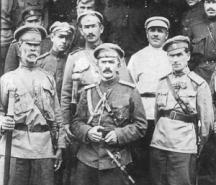Руски офицери и войници избягали от революцията в приятелска България