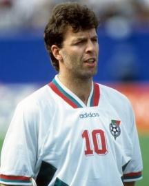 Легендата на българския футбол стана герой на роман