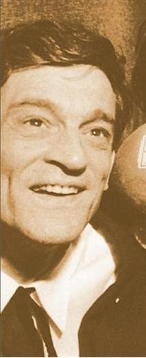 Бащата на политичката - актьорът Щилиян Кунев, който беше част от състава