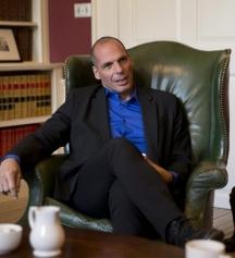 Янис Варуфакис, бивш финансов министър на Гърция