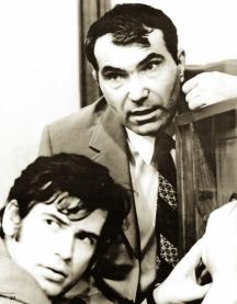 Костадин Кюлюмов бе един от сценаристите на най-популярния телевизионен сериал